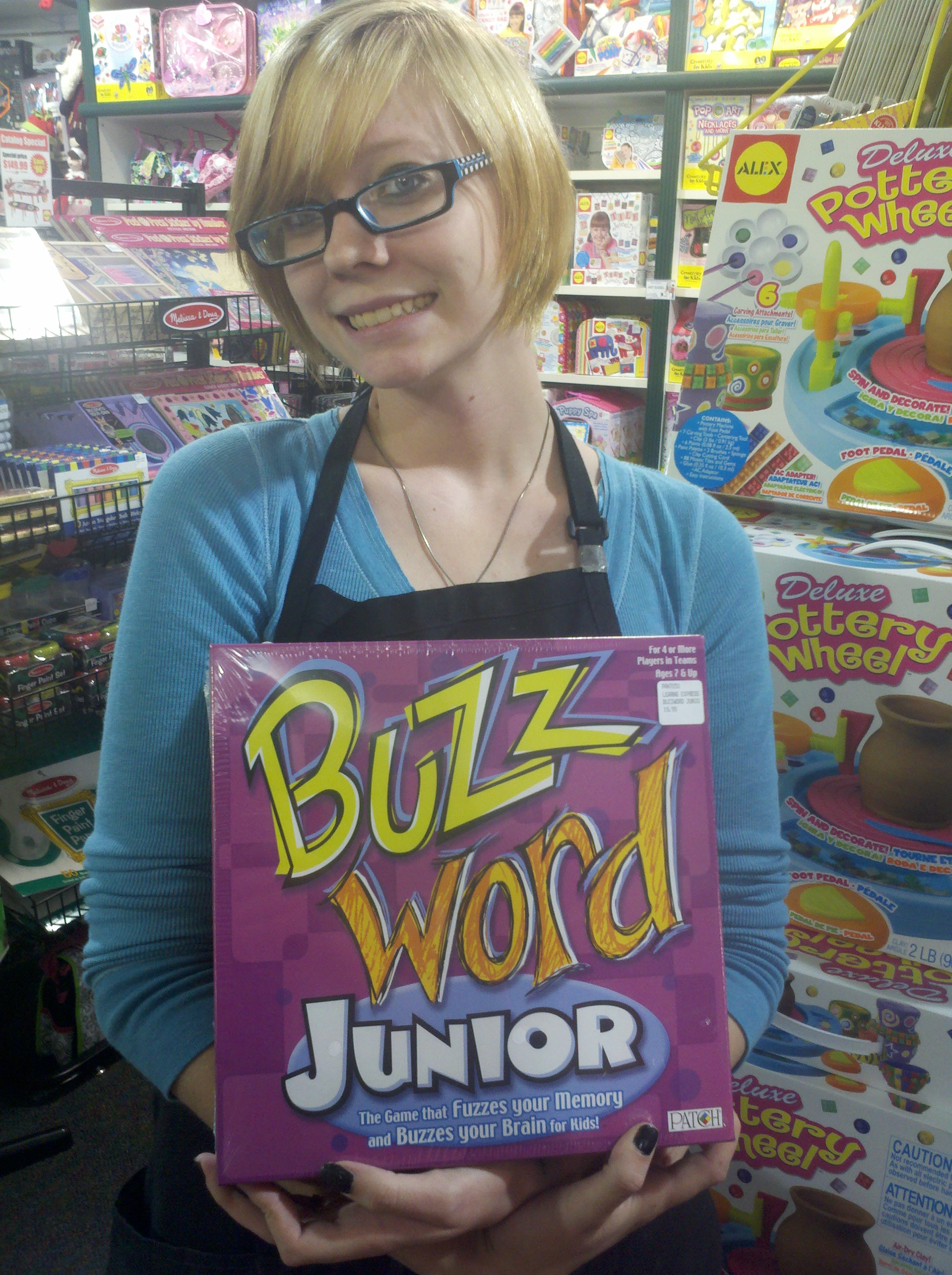Buzz Word Junior! ? Learning Express Gifts- Brands included PopSocket, Star Wars Lego, Pokemon ...