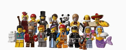 71004-LEGO-Minifigures-movie Series