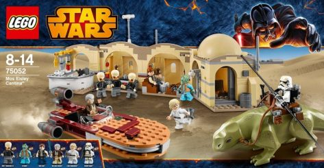Star Wars Cantina