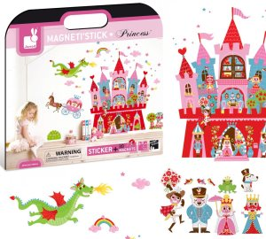 Janod Princess Wall Stickers