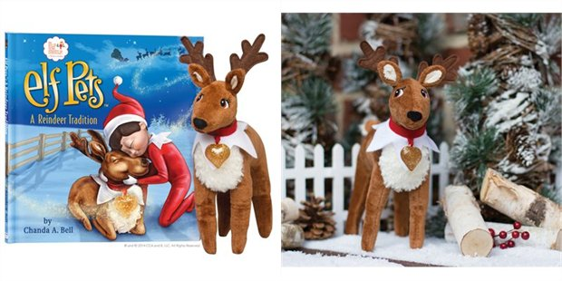 Elf on the Shelf Pet Reindeer