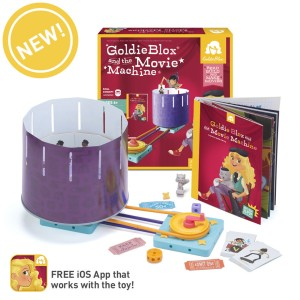 Goldie Blox Movie Machine