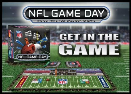 NFL Game Day Boardgame