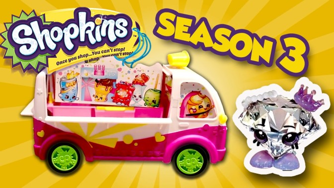 Shopkins Series 3