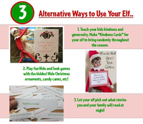 3 Ways to Use Elf on The Shelf