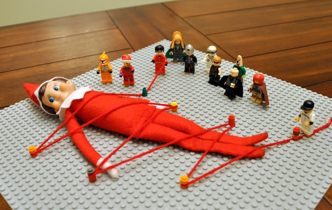 3 Alternative Ways to Use Elf on The Shelf