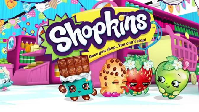 Shopkins January Trading Event