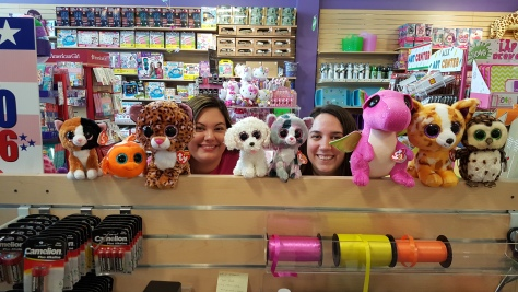 Learning Express Falls Pointe Beanie Boo