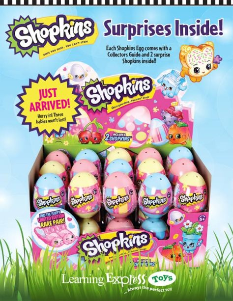 shopkins eggs
