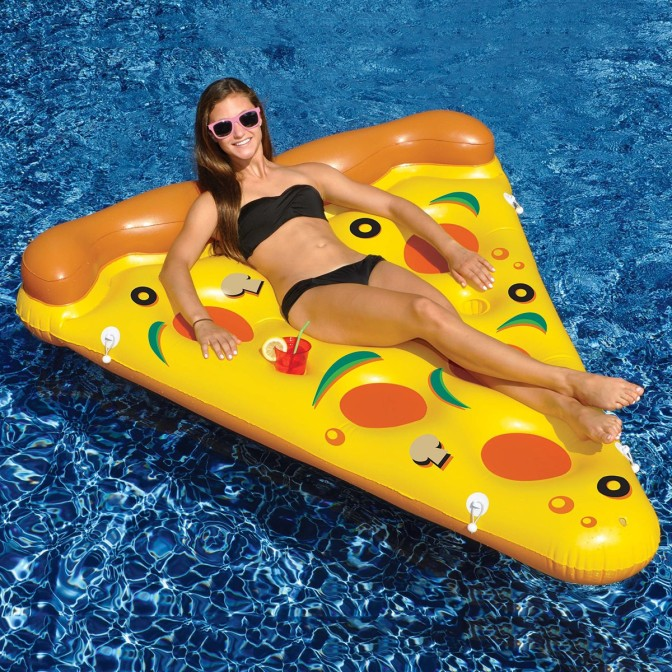 Totally Sweet Pool Floats!