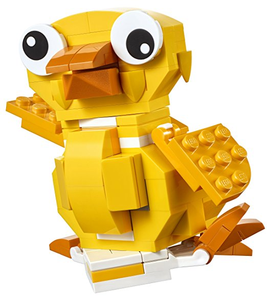 Lego easter chick learning express gifts brands included this lego set is for ages 7 and up swing by learning express and get your lego easter chick today negle Choice Image